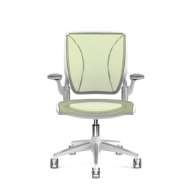World Task Chair, Fixed Arms